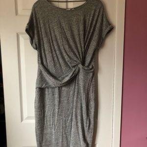 Gap knot dress